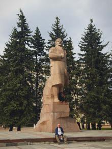 Ленин в Смоленске
